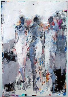 WOWZA!!  Love... Galerie on Broad | Julie Schumer