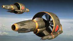 """Résultat de recherche d'images pour """"sci fi aircraft"""""""