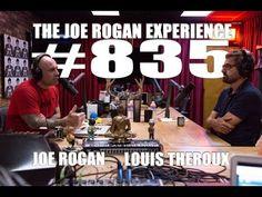 Joe Rogan Experience #835 - Louis Theroux - YouTube