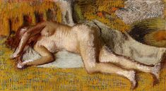 History of Art: Edgar Degas