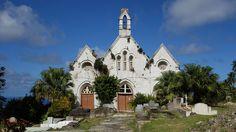 St. Joseph Parish Church, Barbados by Tamzin8, via Flickr