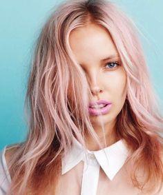 Die 28 Besten Bilder Von Rosa Blonde Haare Rosa Blonde