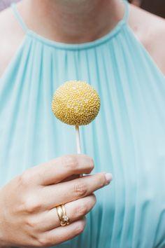 Pastel Macarons & Golden Pops Fotocredit: Katrin Stein