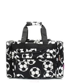 """17"""" Duffle Gym Bag Sports Carry On Travel Tote"""