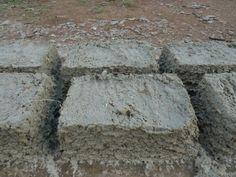 papercrete blocks