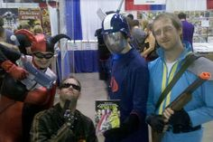 Baltimore Comic Con 2011 Cosplay  Brought to you by Fabula Zero Exposition...