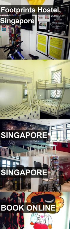 Hotel Footprints Hostel, Singapore in Singapore, Singapore. For more information, photos, reviews and best prices please follow the link. #Singapore #Singapore #FootprintsHostel,Singapore #hotel #travel #vacation