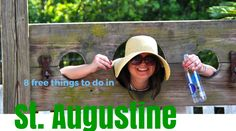 8 Free Things to Do in St. Augustine, Florida