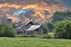 Storms Coming II by Jan Amiss Photography