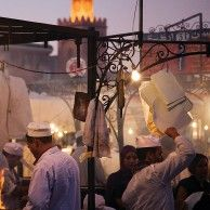 Looking to spend your honeymoon somewhere exotic? Marrakech is truly a wonder.