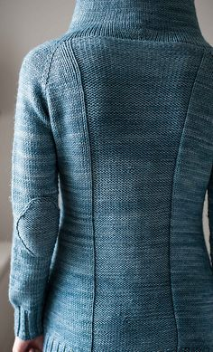 Ravelry: Well Water Hoodie and cardigan pattern by Suvi Simola