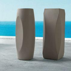 Vasi Per Esterno In Plastica.41 Fantastiche Immagini Su Vasi E Fioriere Design Plastica Resina