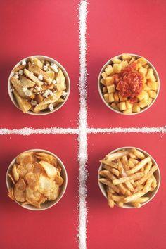 Οι τέλειες τηγανητές πατάτες #πατάτες Kitchen Hacks, Cooking Tips, Waffles, Cereal, Food And Drink, Potatoes, Breakfast, Recipes, Morning Coffee