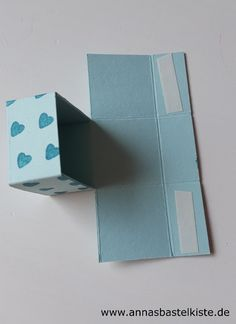 Stamping Up, Mini, Shabby Chic, Creative, Paper Bags, Goodies, Decorated Boxes, Craft, Crates