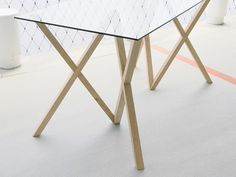 Tischgestelle, Tischböcke