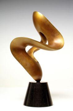 Ariette. Bronze. Richard Erdman