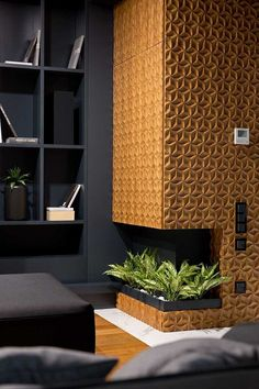 99 Inspiring Modern Wall Texture Design for Home Interior Interior Exterior, Modern Interior, Interior Architecture, Interior Design, Traditional Interior, Luxury Interior, Wall Texture Design, Wall Design, House Design