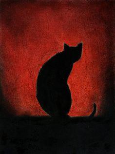 Blacksad by Lou-and-Flo on deviantART