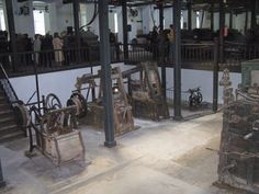 Museo de boinas la Encartada de #Balmaseda.