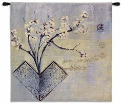 This is a fun and abstract Wall Tapestry Hangings    Fine Art Tapestries