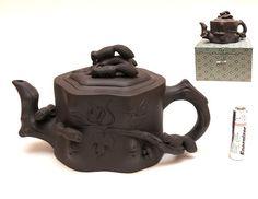New made Yixing teapot