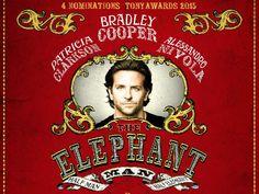 Elephant Man runs at the Theatre Royal Haymarket May - August 2015 Theatre Royal Haymarket, West End, Elephant, London, Elephants, London England