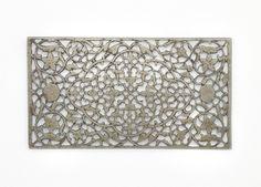Ornamental Plaque, Iran, 17th century
