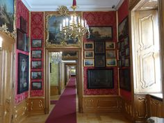 Fulda, Hesse (Assia), Germany (l'arte dei palazzi di Fulda) - Stadtschloss (Schlossstraße/Pauluspromenade)