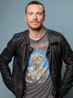 Michael Fassbender!!! Oh that full frontal... Irish and German... See