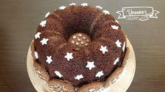 Una golosissima ciambella al cioccolato, non che una rivisitazione della torta pan di stelle! Dolce ideale per un party dedicato ai bambini. Spunto preso d