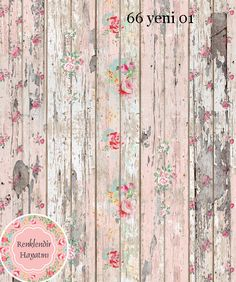 Home Crafts, Arts And Crafts, Shabby Chic Wallpaper, Plank Walls, Decoupage Paper, Driftwood Art, Paper Background, Fabric Patterns, Scrapbook Paper