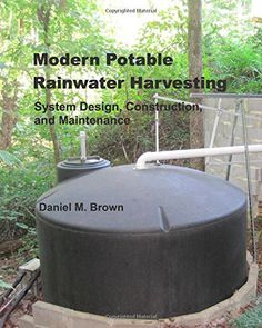 """Determine even more relevant information on """"rainwater collection system diy"""". Look into our site. Water From Air, Rainwater Harvesting System, Water Collection, Aquaponics System, Aquaponics Fish, Water Storage, Construction, Water Systems, Backyard Landscaping"""