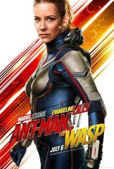 Ant-Man and the Wasp VINYL Poster banner Evangeline Lilly avengers Films Marvel, Marvel Comics, Marvel Heroes, Marvel Cinematic, Marvel Avengers, Wasp Avengers, Vespa Marvel, Ant Man Poster, Wasp Movie