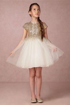 BHLDN Degas Moon Dress in  Dresses Flower Girl Dresses at BHLDN