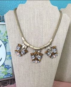 Athena Bib Necklace · Bella Joule · Online Store • www.bellajoule.com