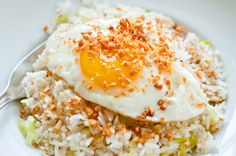 Jean Georges ginger fried rice