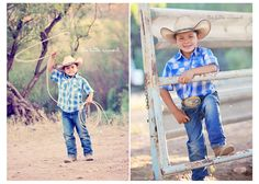 jill and the little crown: Family Session - Back at the ranch, Aravaipa