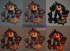 Картинки по запросу darksiders 2 ghorn