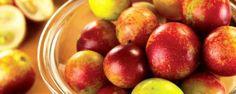 Beneficios do Camu Camu Acerola, Anti Oxidant Foods, Health And Nutrition, Health Benefits, Berries, Mango, Peach, Portal, Depression Symptoms