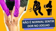 www.cirurgiadejoelho.med.br / O DR. ADRIANO KARPSTEIN, médico ortopedista especialista em Cirurgia de Joelho e Medicina Esportiva, explica que NÃO É NORMAL SENTIR DOR NO JOELHO. / #joelho #cirurgiadejoelho