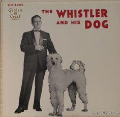 vintage record album cover