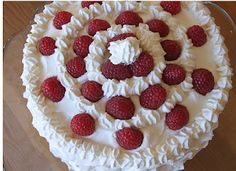 Recipes...PERFECT PARTY CAKE