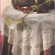 Znalezione obrazy dla zapytania small napkins crochet motif
