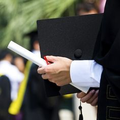 Is a terminal master's degree worth the debt? #GradSchool