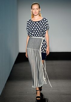 Allude SS2014 look # 25