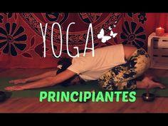 Clase de yoga para principiantes con siete posturas - YouTube