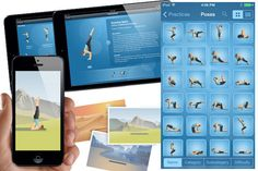 5 Best fitness apps - pocket yoga