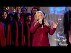 Mariah Carey - O Come All Ye Faithful (Live Christmas in Washington) - 2010 - YouTube