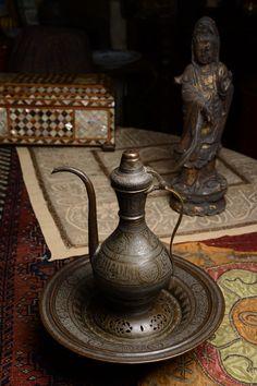 Kompozycja w orientalnym stylu  | Orient Home Decor  |  Orient Inspirations  | Orient Design