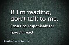 Fun Book Quotes 1 | Parajunkee
